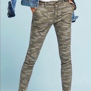 Anthro Hei Hei army pants 26